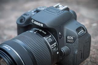 Harga Kamera Canon 700D Lengkap Terbaru dan Spesifikasi