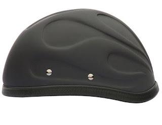 3D Novelty Motorcycle Helmet