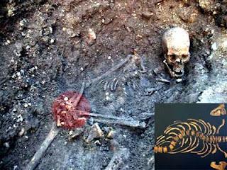 Posibles restos del monarca inglés Ricardo III - curiosidades