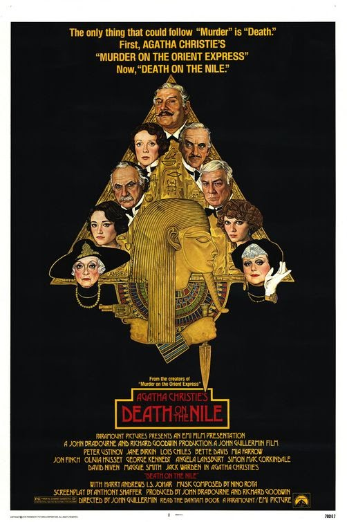 Death on the Nile (1978) BluRay