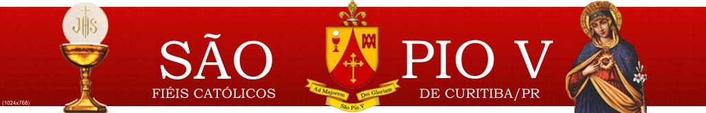 São Pio V - Católicos de Curitiba