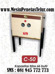 Mesin Penetas Sederhana : C50