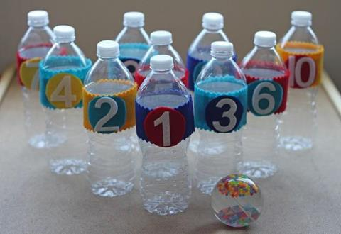 Manualidades recicladas infantiles