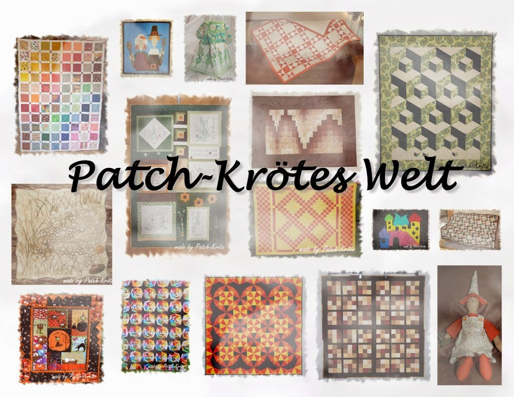 Patch-Krötes Welt