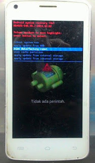 Hard Reset Advan S4H cara mudah hapus pola [tested]