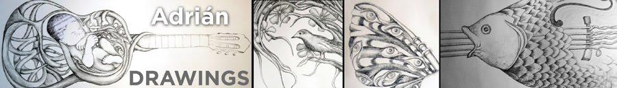 Adrian Drawings