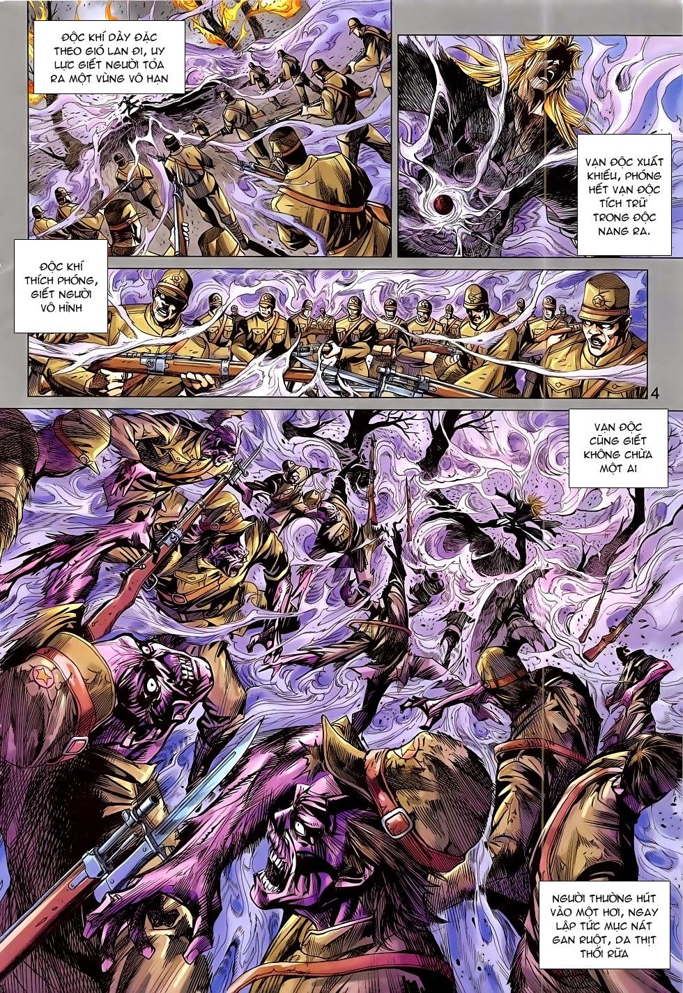 Tân Tác Long Hổ Môn chap 783 Trang 4 - Mangak.info