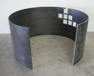 Serie+Xarxes+V+80+x+40+x+40+cms.+Ferro+2003.... - EN BALEARES: Exposición de Miquel Planas