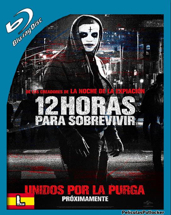 La Noche De Las Bestias 2 [BrRip 720p][Latino][SD-MG-1F]