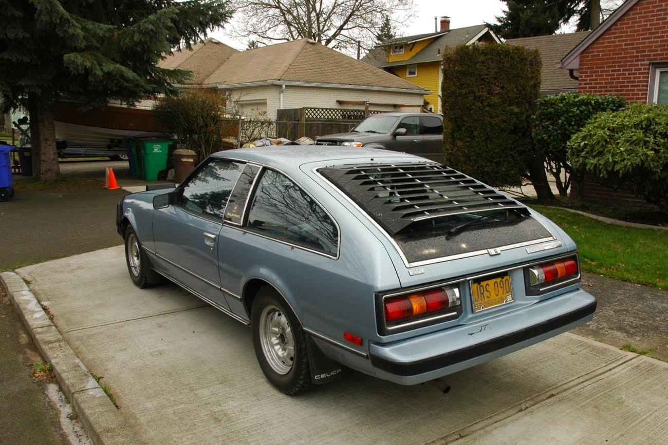 Toyota Celica 1981 #11