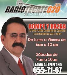 Radio tecate 620