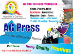 AG Press Printings