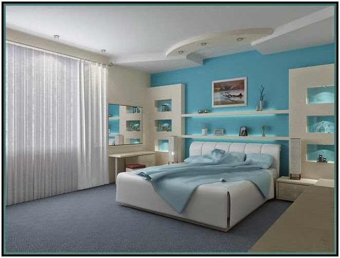 Nice design and decor ideas for young couples for Bedroom designs for couples