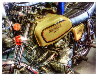 Honda 400 Super Sport