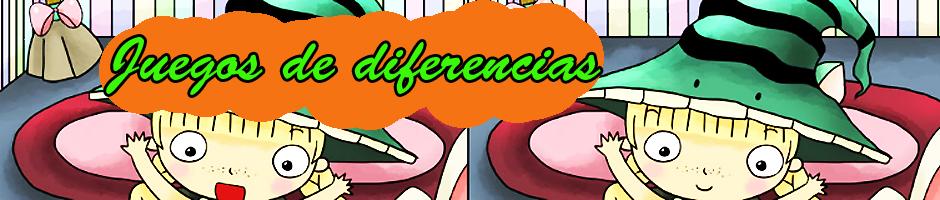 juegos de encontrar diferencias