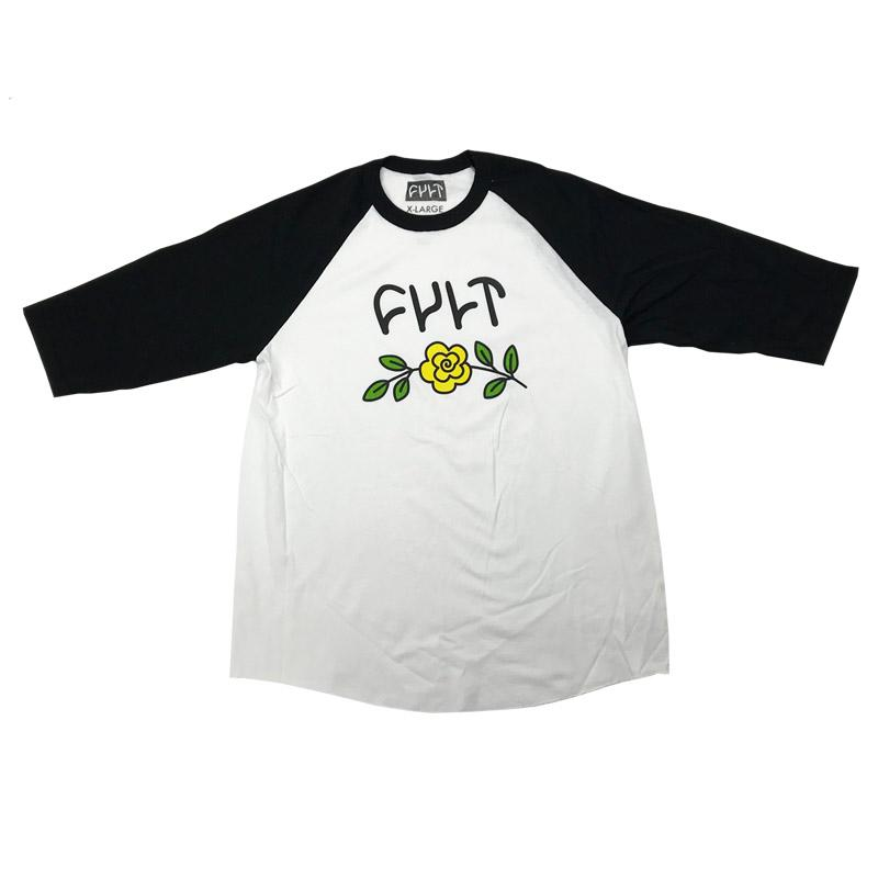 Camiseta 3/4 CULT $60.000