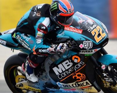 Hasil Lengkap Latihan Bebas 1 Moto2 Mugello, Italy 2015