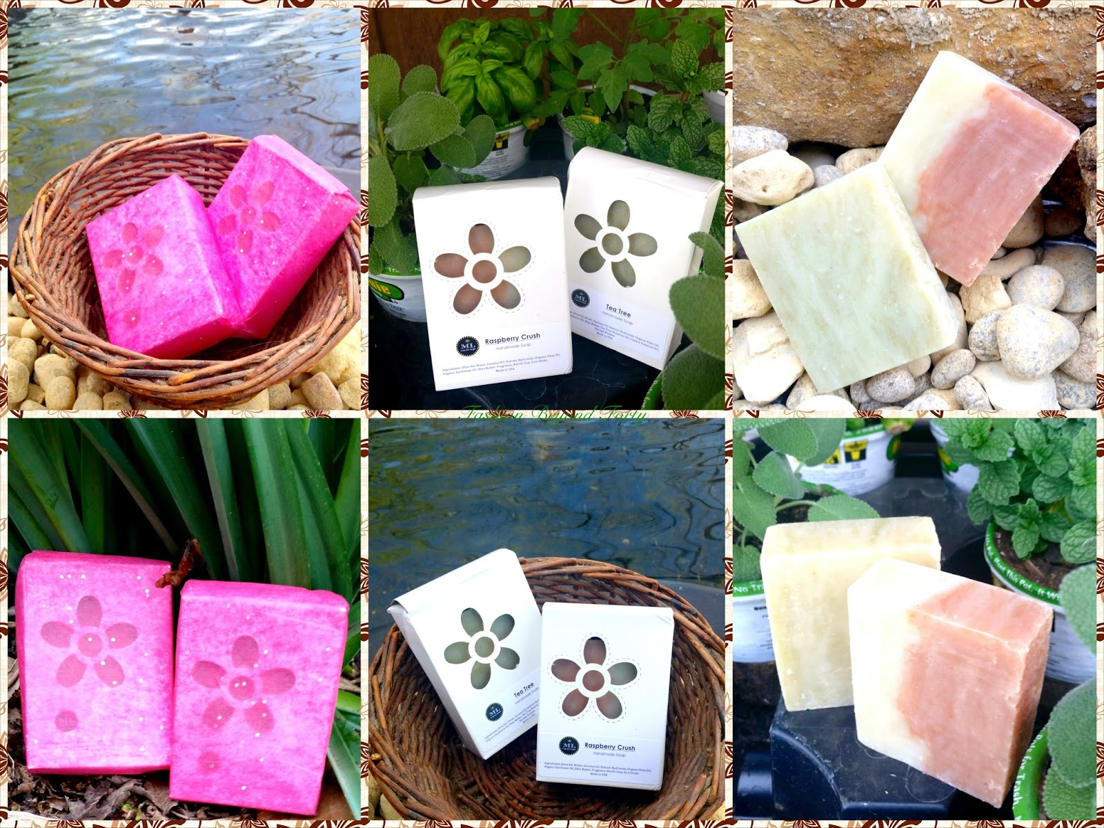 All Natural Soaps from Macee Leigh