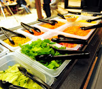 We Have a Terrific Salad Bar Available Daily