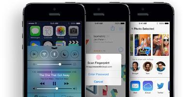 Perbandingan iPhone 5S Vs Galaxy Note 3 Vs Xperia Z1