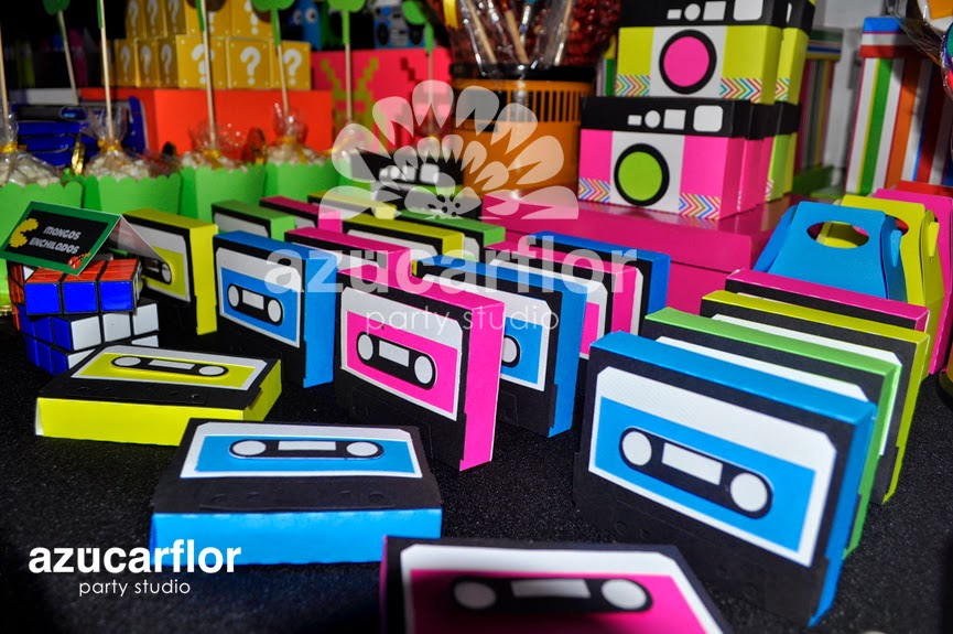 Cassette Tape Invitation as nice invitation design