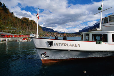 Interlaken La nave