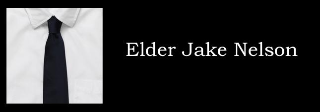 Elder Jake Nelson