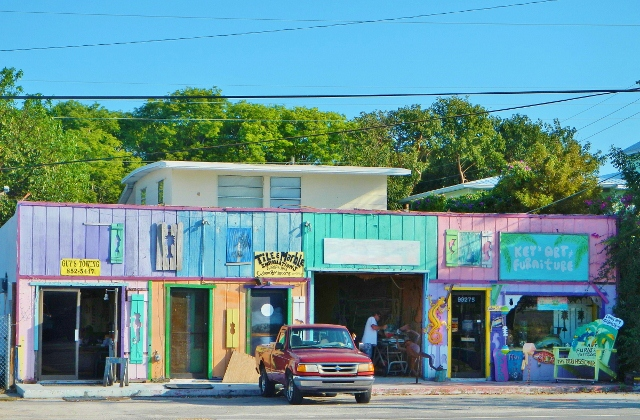 フロリダキーズ料理★mrs Mac S Kitchen No 2 M S Miami Cafe