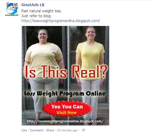 Lose weight program online