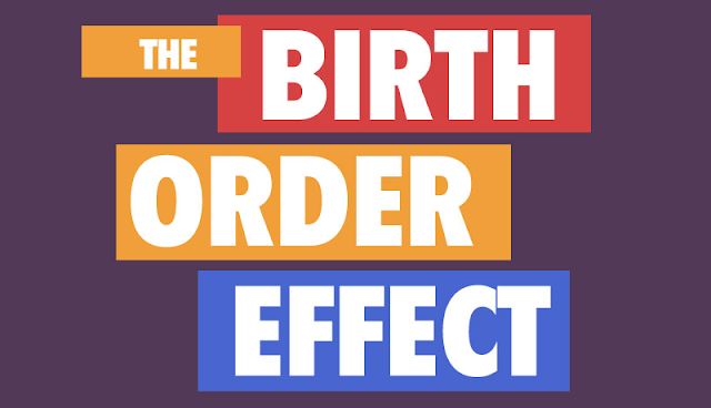 Image: The Birth Order Effect