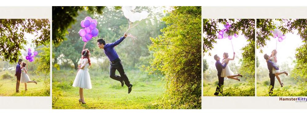 Địa điểm chụp ảnh cưới đẹp ở Hà Nội: Vườn nhãn Gia Lâm2