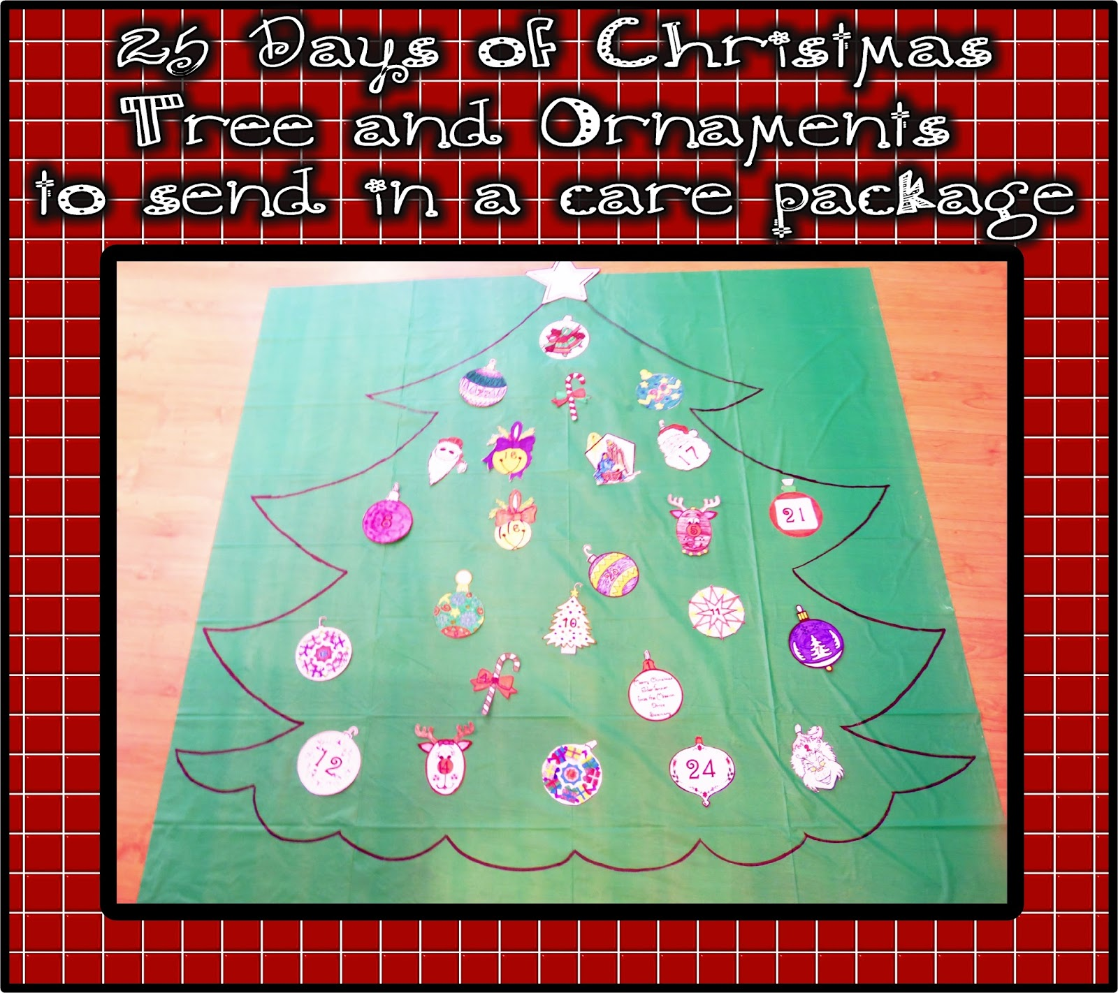 HollysHome - Church Fun: 25 Days of Christmas Service Project to ...