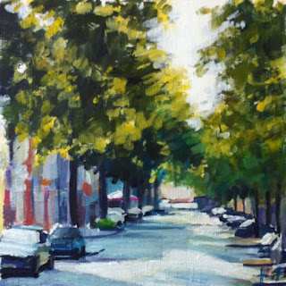 Summer in Goettingen by Liza Hirst
