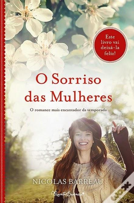 Nicolas Barreau_O Sorriso das Mulheres_