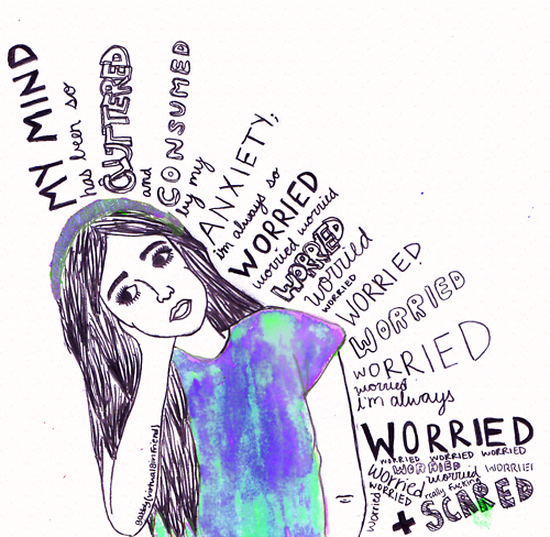 Travelling With Panic Disorder: TNT: I'm Just A Girl