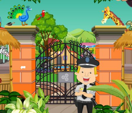 Play GraceGirlsGames Cute Pet Rescue Escape
