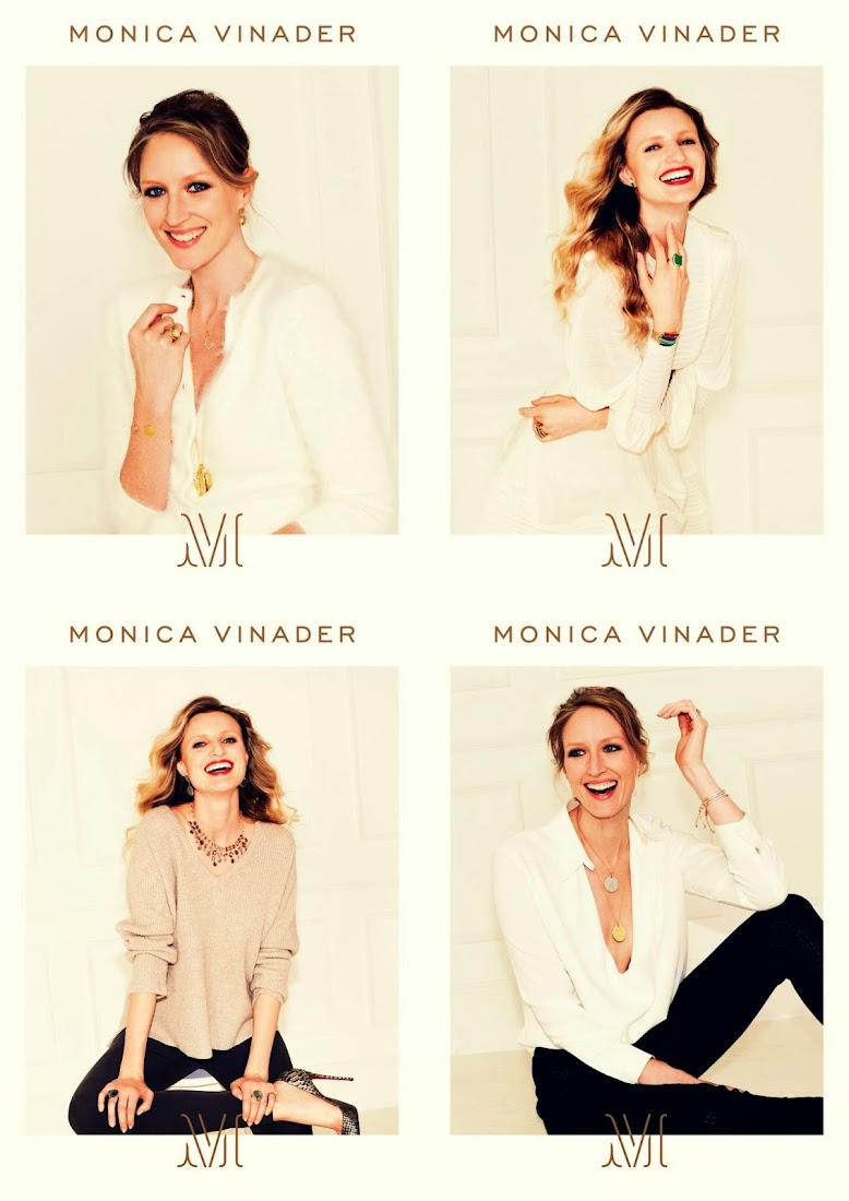 Monica Vinader Jewelry