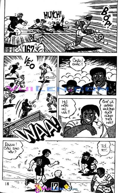 Jindodinho - Đường Dẫn Đến Khung Thành III Tập 29 page 18 Congtruyen24h