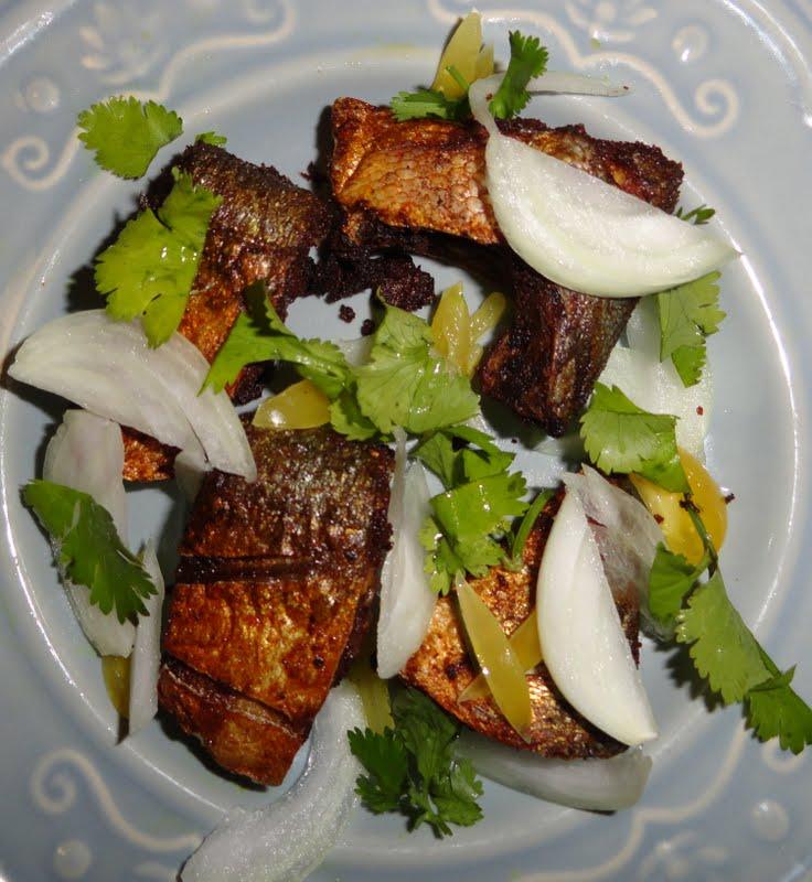 ::My Hobbies::: Indian Mackerel /ayila Fry