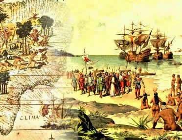 Historia do Brasil desde XV