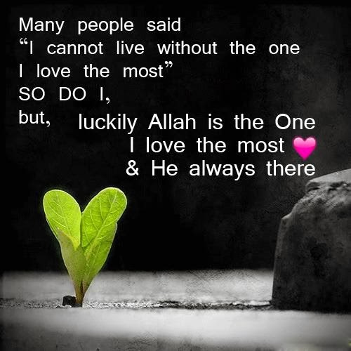 Belive yours Allah