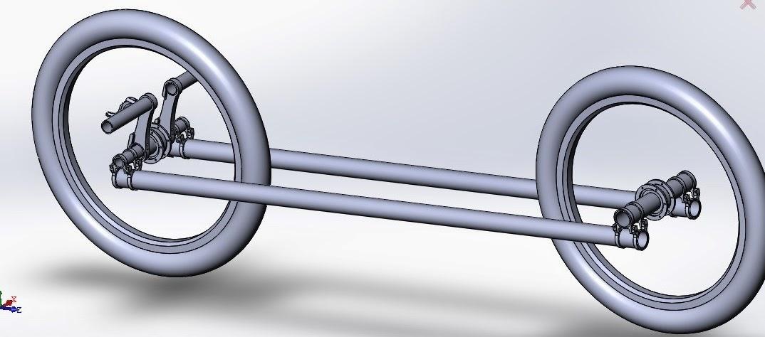 Элекромотоцикл Horizon от ELS