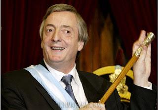 El asesinato de Nestor Kirchner: lo mato su propio hijo.