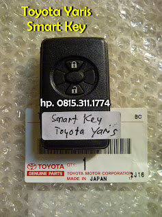 Toyota Yaris Smart Key