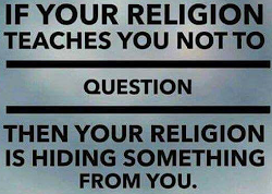 Thinking Is Toxic For Religion