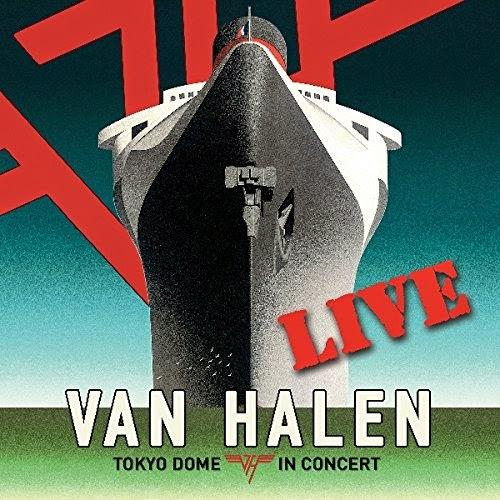 ヴァン・ヘイレン「Tokyo Dome In Concert」