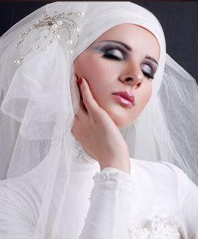 Hijab de mariage
