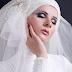 Hijab fashion - Hijab de mariage