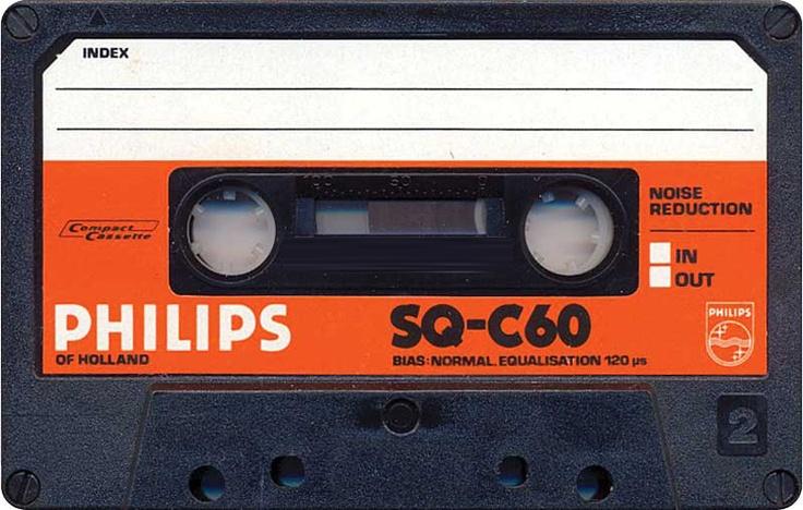 In Praise of the Tape Cassette