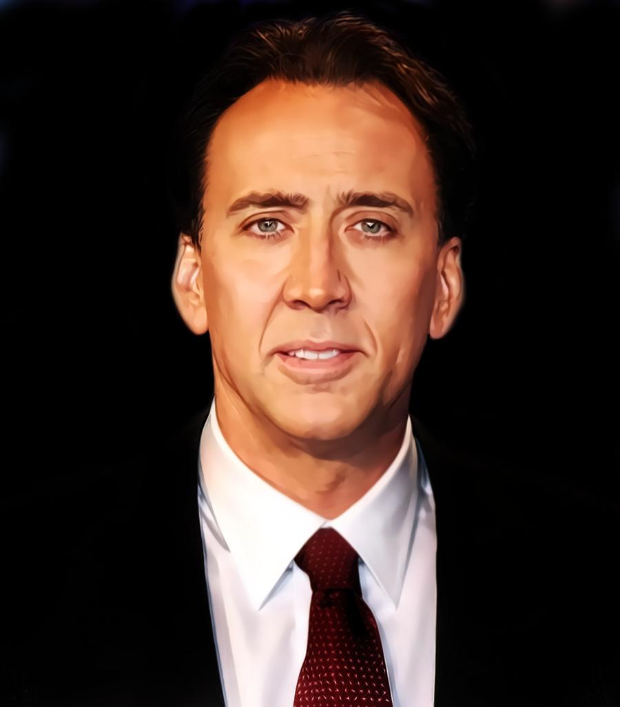 Imagenes de Nicolas Cage